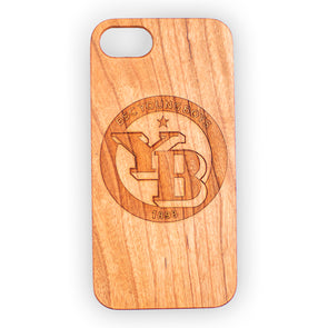 YB Mobile Cover Holzcase