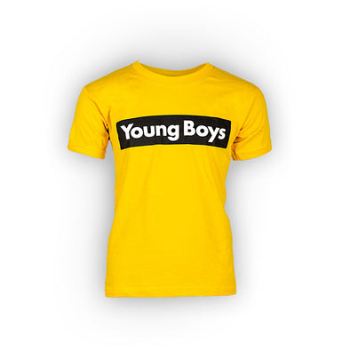 YB Club T-Shirt Box Kinder