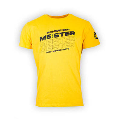 YB T-Shirt Meister 19/20 Ladies