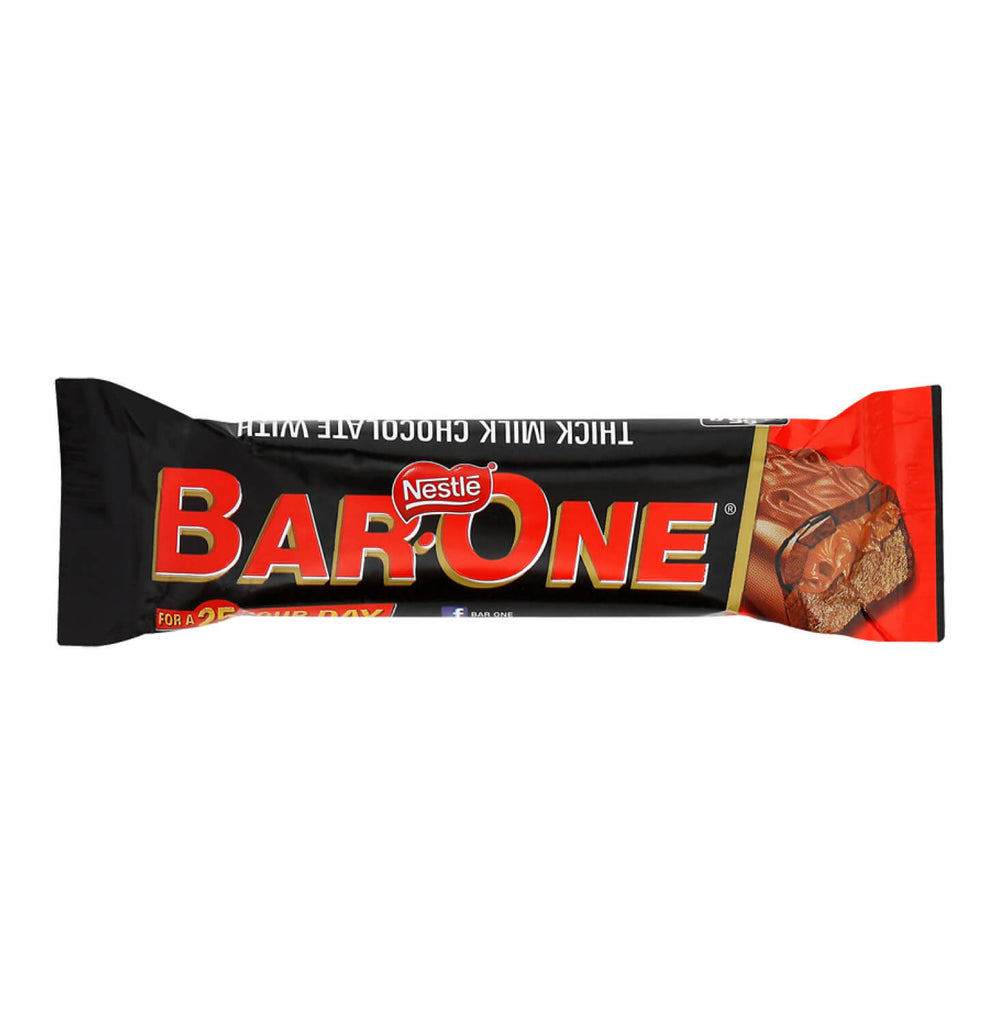Nestle Bar One Bar (Kosher) 55g