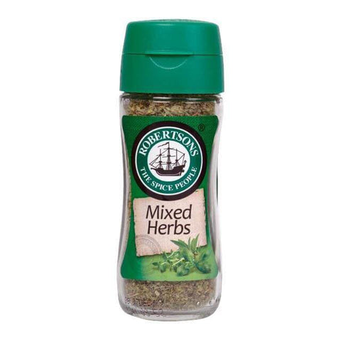 Robertsons Spice - Mixed Herbs Bottle (Kosher) 18g
