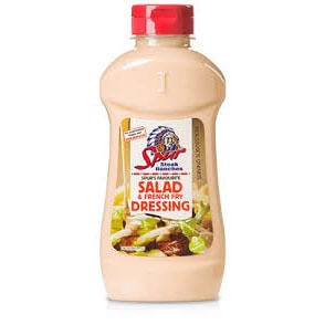 Spur Salad and French Fry Dressing (Kosher) 300g