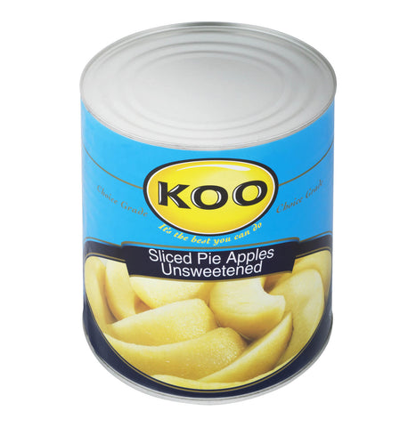 Koo Apple Pie Slices Unsweetened (Kosher) 385g