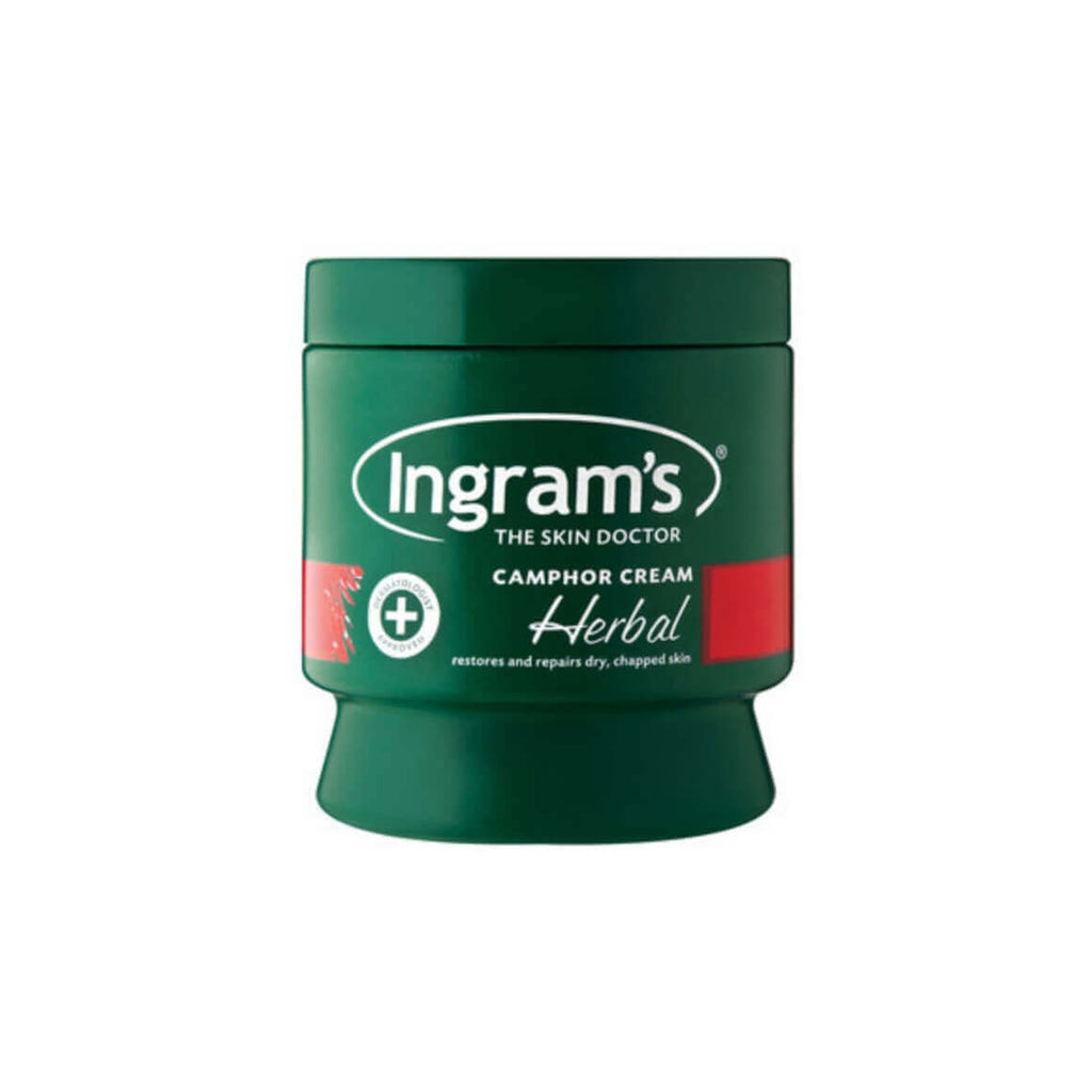 Ingrams Camphor Cream Herbal 150g