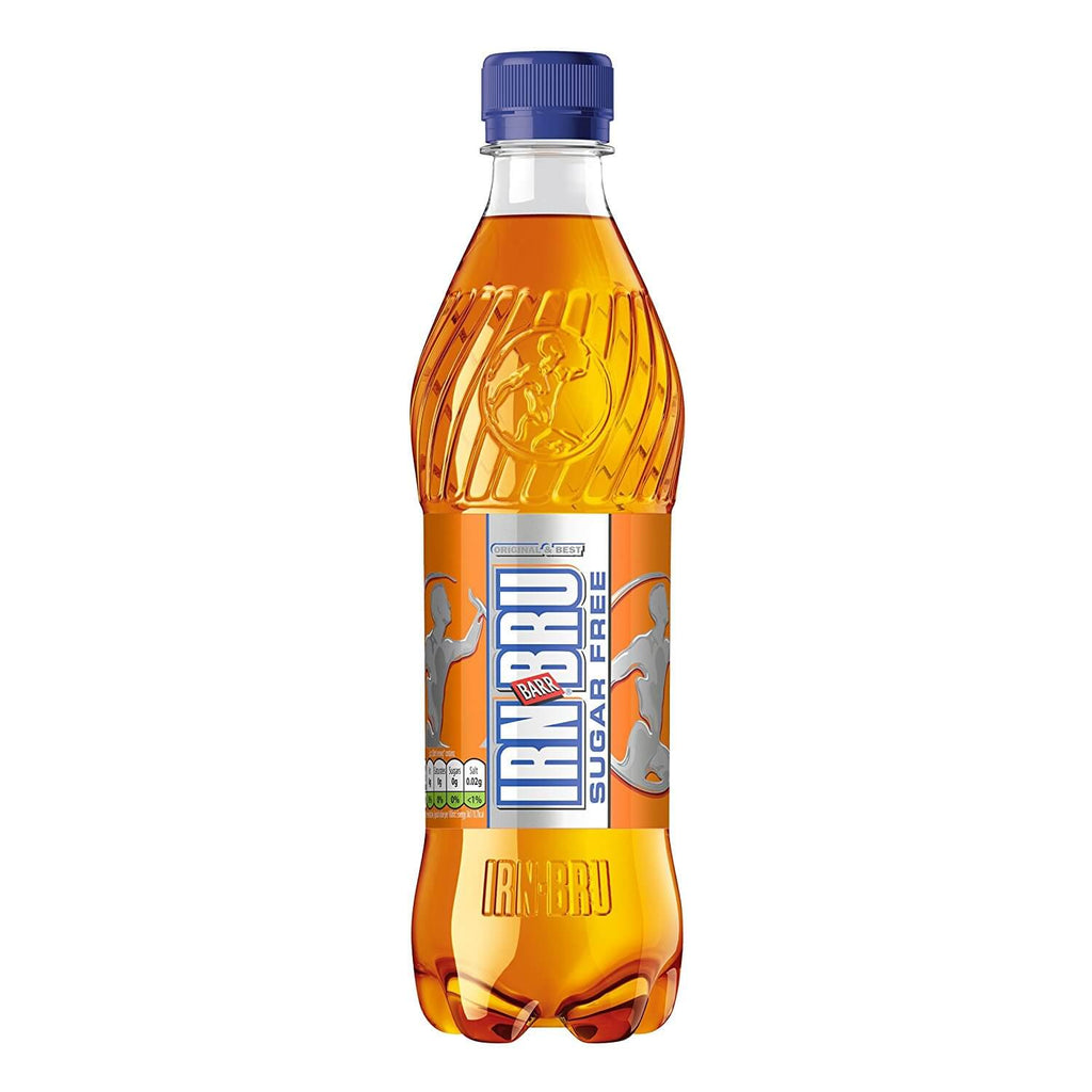Barrs Irn Bru Sugar Free 500ml