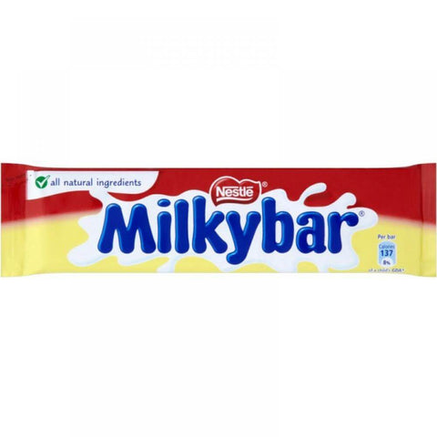Nestle Milkybar - Medium bar 25g