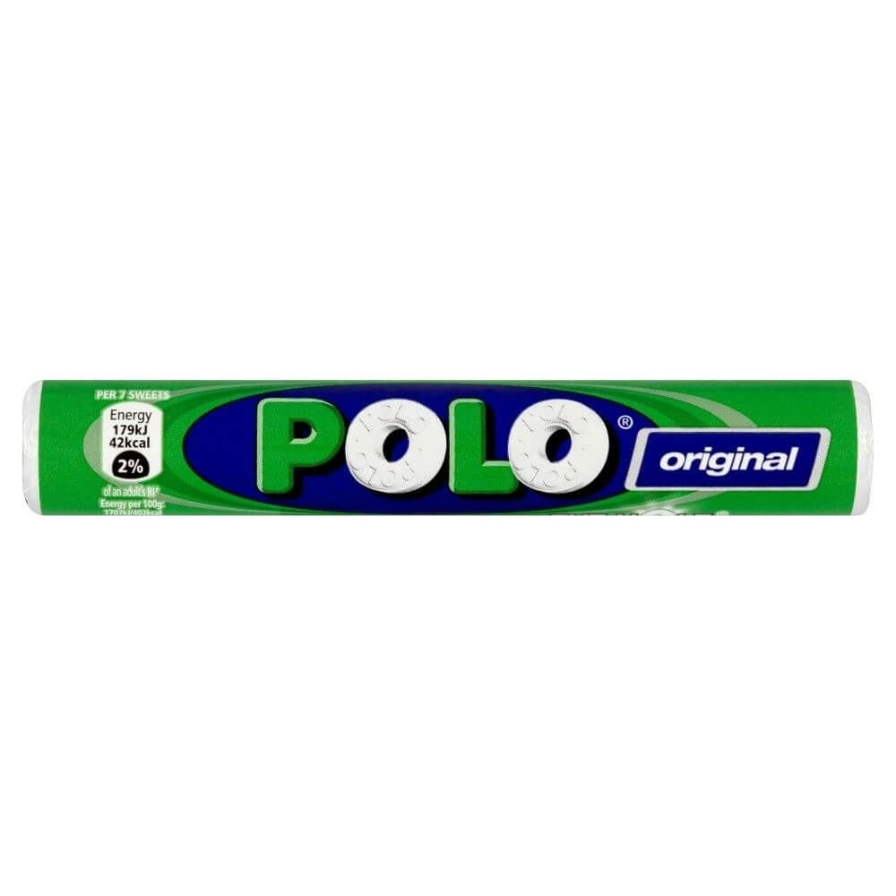 Nestle Polo Original Mints Roll 34g