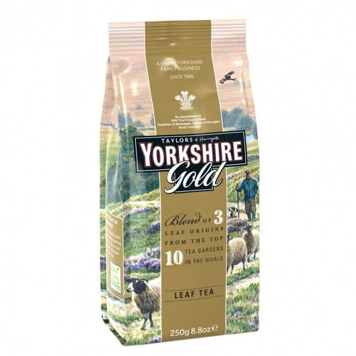 Yorkshire Gold Loose Leaf Tea 250g