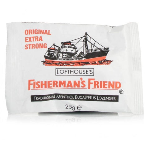 Lofthouse Fishermans Friend - Original Lozenges 25g