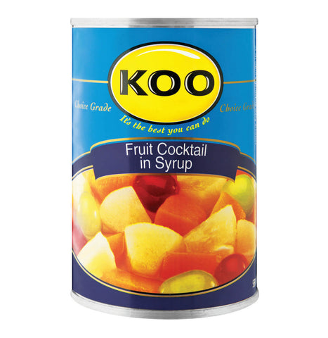 Koo Fruit Cocktail in Syrup 410g