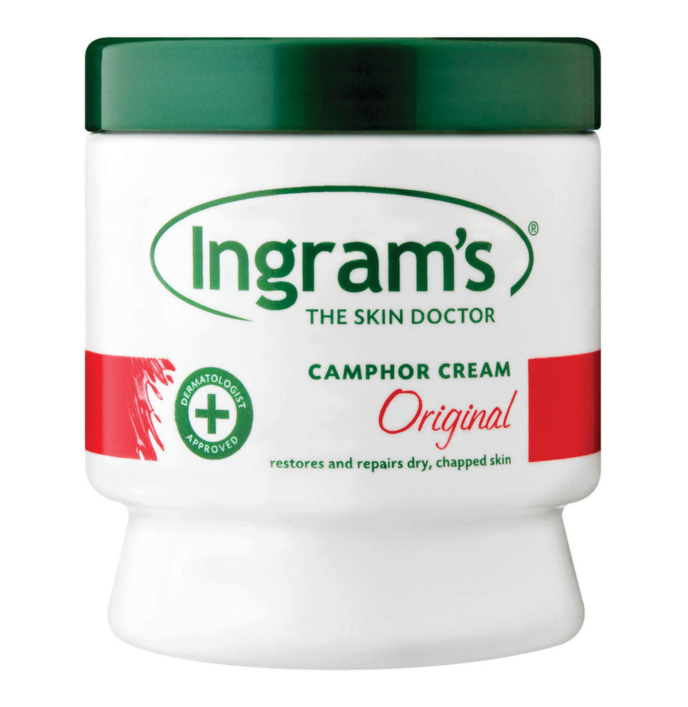 Ingrams Camphor Cream Original 75g