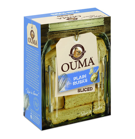 Nola Ouma Rusks - Plain Sliced 450g