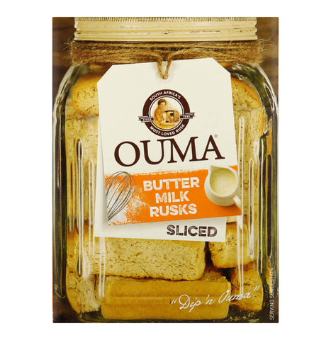 Nola Ouma Rusks - Buttermilk Sliced 450g