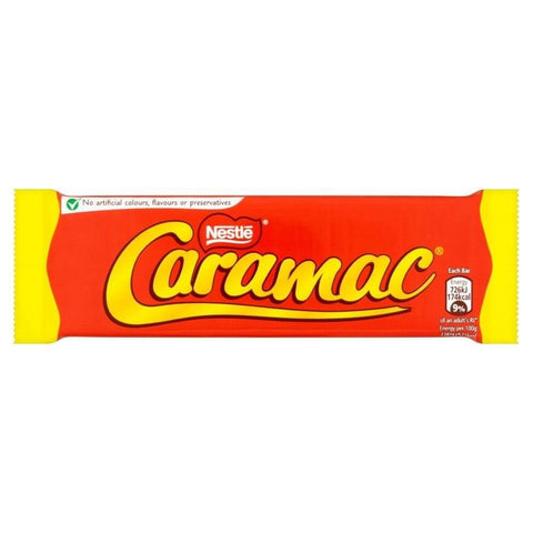 Nestle Caramac - Bar 30g