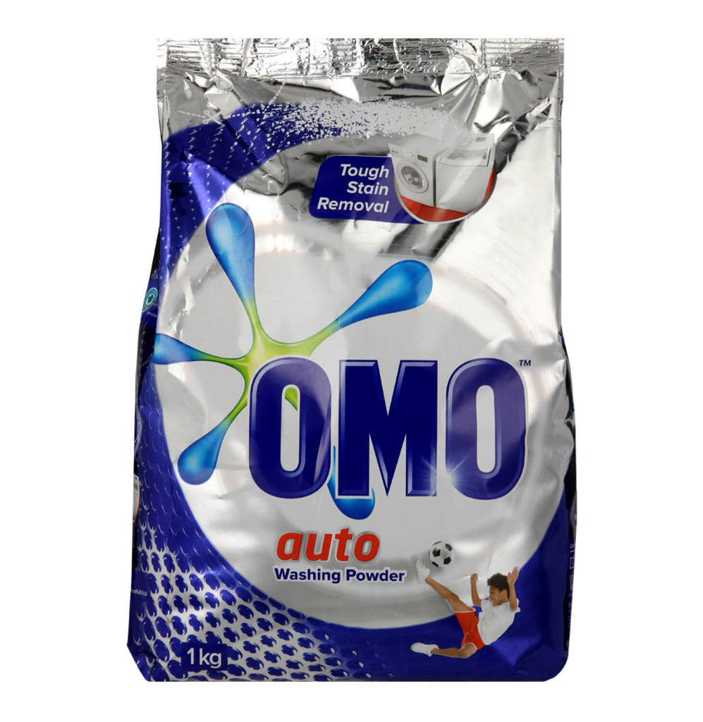 Omo Washing Powder - Auto 1kg