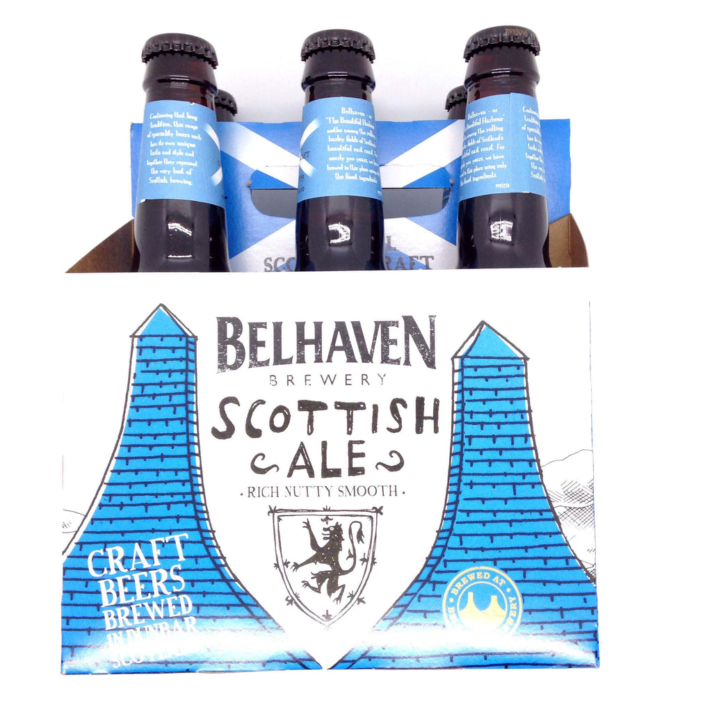 Belhaven Scottish Ale (Pack of 6 x 355ml) 4kg