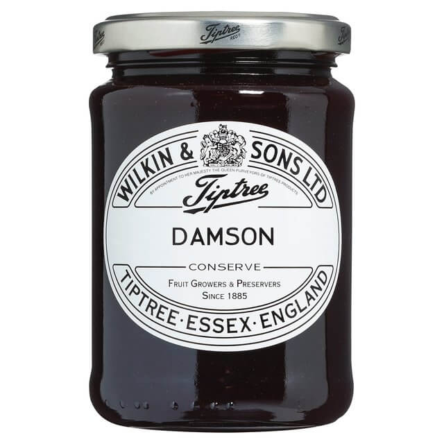 Wilkin and Sons Tiptree Damson Conserve 340g