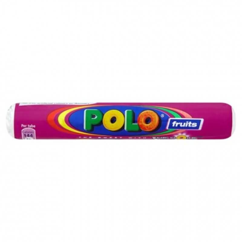 Nestle Polo Fruit Roll 37g
