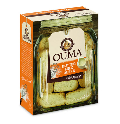 Nola Ouma Rusks - Buttermilk Chunky Large Box 1kg