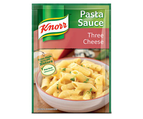 Knorr Pasta Three Cheese Pasta Sauce Mix 36g