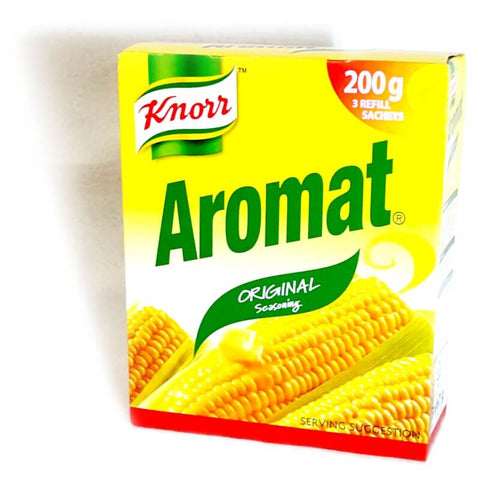 Knorr Aromat - Original Seasoning Refill (Pack of 3 Sachets) 201g
