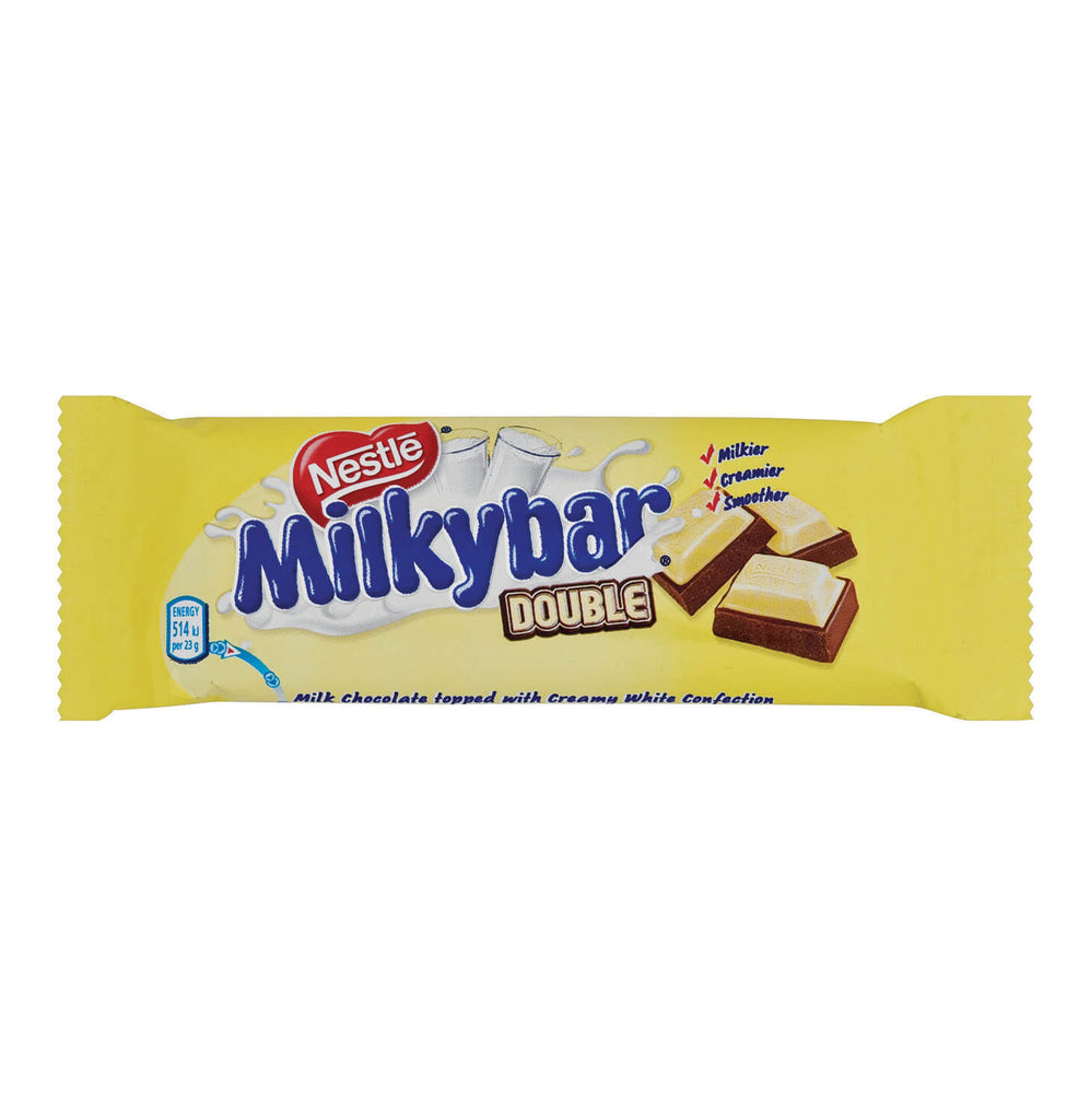 Nestle Milkybar - Double (Kosher) 80g