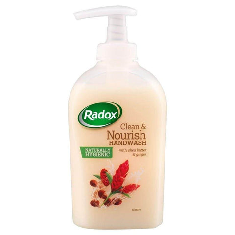 Radox Hand Wash - Care and Nourish 250ml