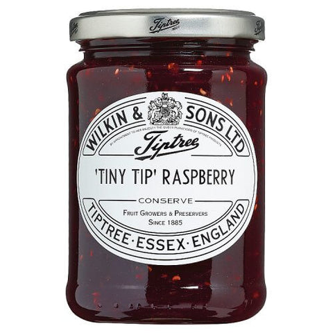 Wilkin and Sons Tiptree Tiny Tip Raspberry Conserve 340g