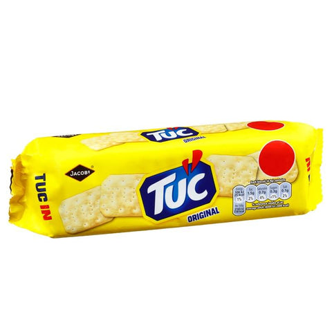 Jacobs Original Tuc Crackers 150g