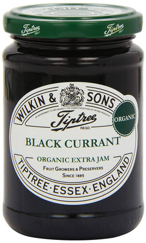 Wilkin and Sons Tiptree Blackcurrant - Organic  340g