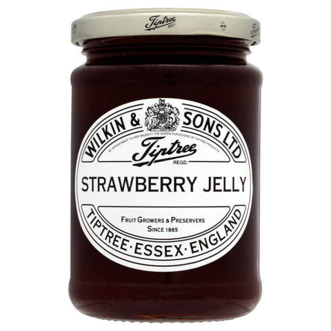 Wilkin and Sons Tiptree Strawberry Jelly 340g