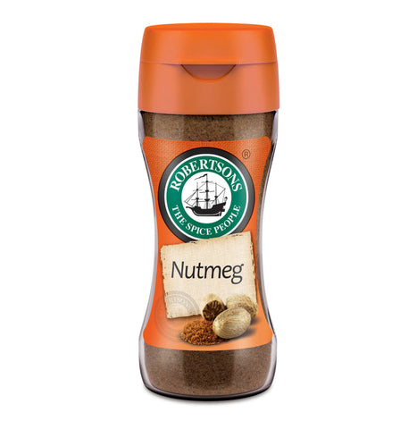 Robertsons Spice - Nutmeg Bottle 55g