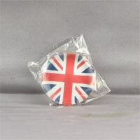 British Brands Magnet - Union Jack Pebble Look 30g
