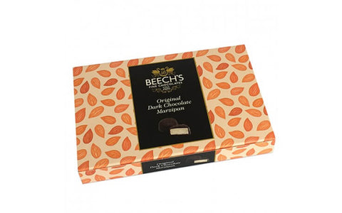 Beechs Dark Chocolate Marzipan Box 150g