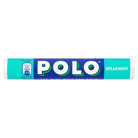 Nestle Polo - Spearmint Roll 34g