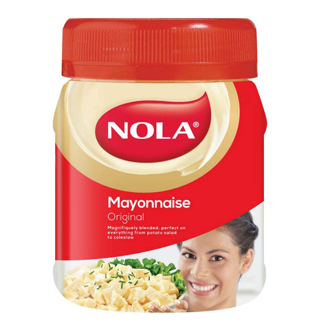 Nola Mayonnaise - Jar 380g