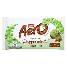 Nestle Aero - Bubbles Peppermint  36g