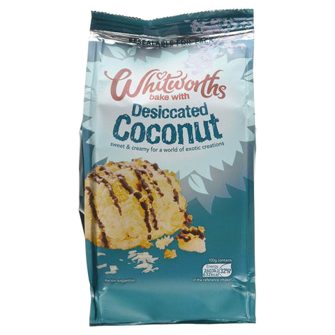 Whitworths Coconut - Desiccated  200g
