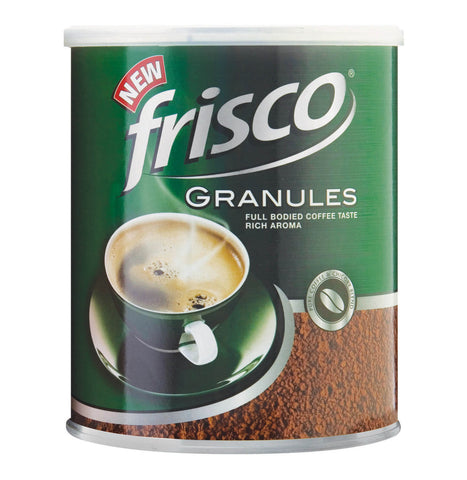 Frisco Coffee -  Granules Tin (Green Tin) 250g