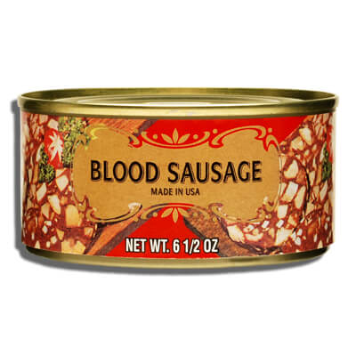 Geiers Blood Sausage 180g