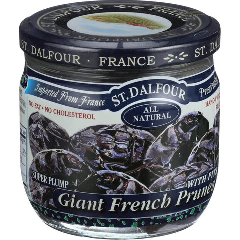 St. Dalfour Giant French Prunes With Pits Super Plump 200g