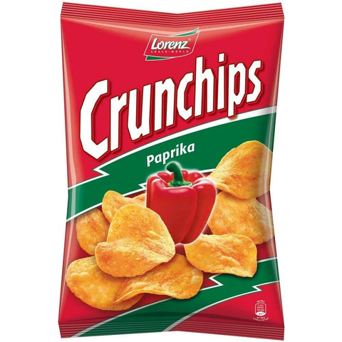 Lorenz CrunChips With Mild Paprika 175g