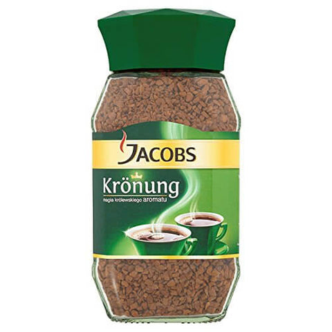 Jacobs Kroenung Instant Coffee 100g