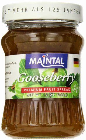 Maintal Gooseberry Fruit Spread 340g
