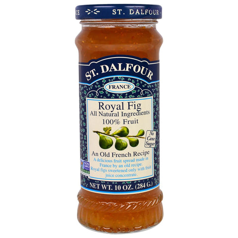 St. Dalfour Royal Fig Fruit Spread 284g