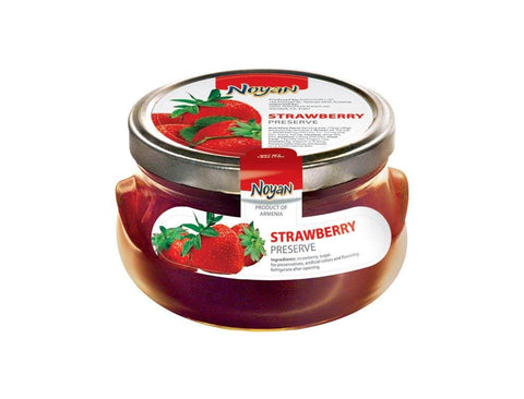 Noyan Strawberry Preserve 450g