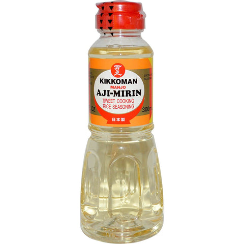 Kikkoman Aji Mirin Sweet Cooking Rice Seasoning 300ml