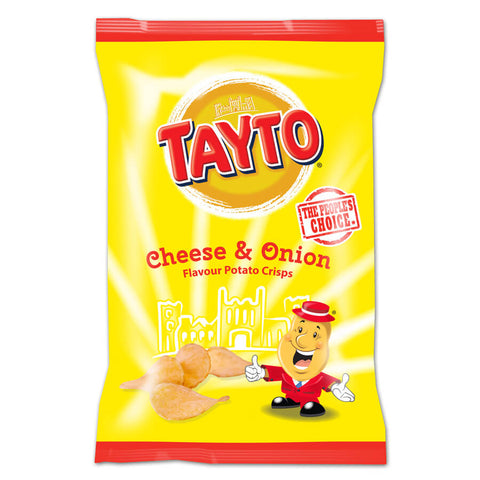 Tayto Cheese and Onion Potato Crisps 37.5g