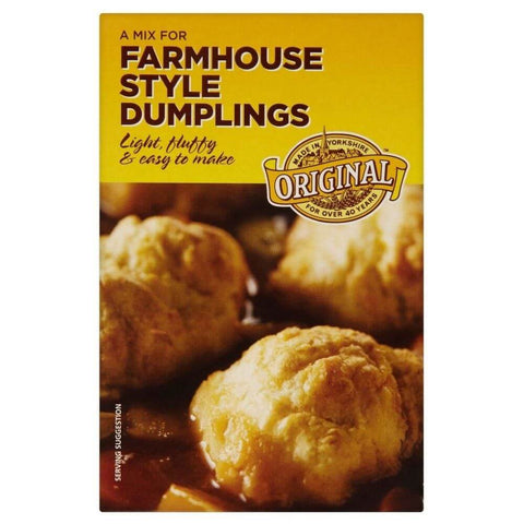 Golden Fry Farmhouse Style Dumpling Mix 142g
