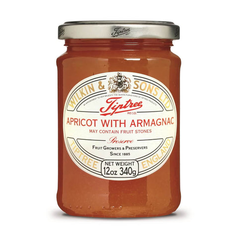 Wilkin and Sons Tiptree Apricot and Armagnac Preserve 340g